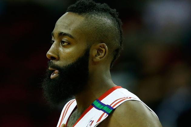 Harden Still Questionable, but Rockets Prepare to Face Spurs Without Him