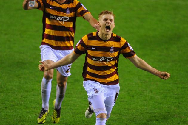 Bradford City Looking for Capital One Cup Upset After Expulsion from FA Cup