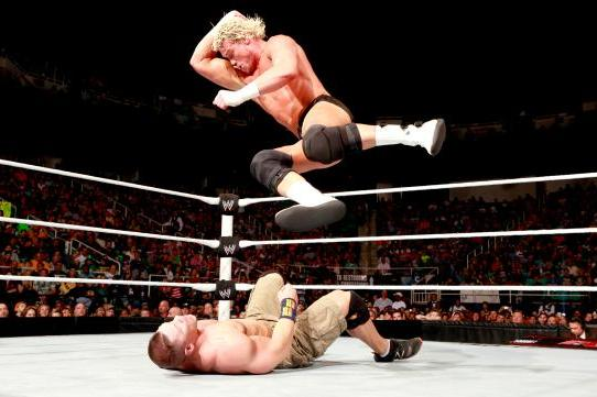 WWE TLC 2012: Defeating John Cena Will Make Dolph Ziggler a Top Star