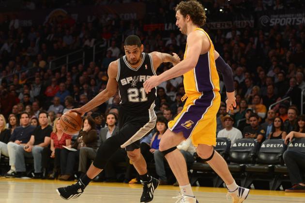 Lakers Rumors: LA Right to Keep Injured Pau Gasol Off Trade Block