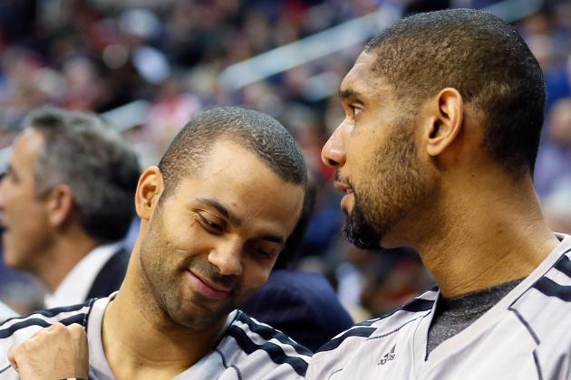 Spurs Nation  Pop, Duncan: Off-court drama is behind Spurs