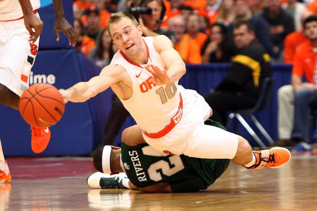 Syracuse Basketball: Why Trevor Cooney's Emergence Is Essential for Orange