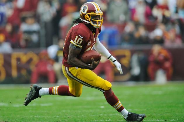 Robert Griffin III: Redskins QB's Style of Play Not to Blame for Fluke Injury