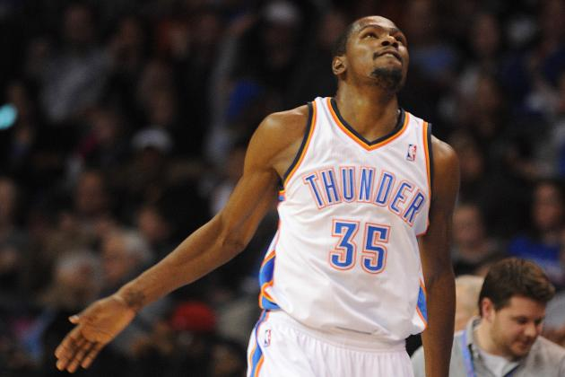 Kevin Durant Is Working Toward Prestigious 50-40-90 Club