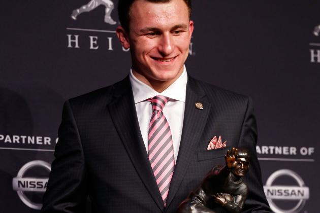 Johnny Manziel Will Be OU'S Greatest Challenge from an Individual This Season