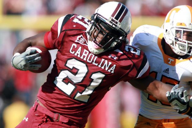 Marcus Lattimore Will Reportedly Declare for 2013 NFL Draft