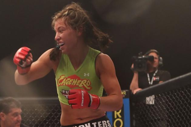 Miesha Tate: I Didn't Turn Down Ronda Rousey, Rousey Is