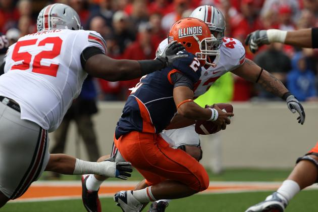 Ohio State Football: Johnathan Hankins to Forgo Senior Season, Enter NFL Draft