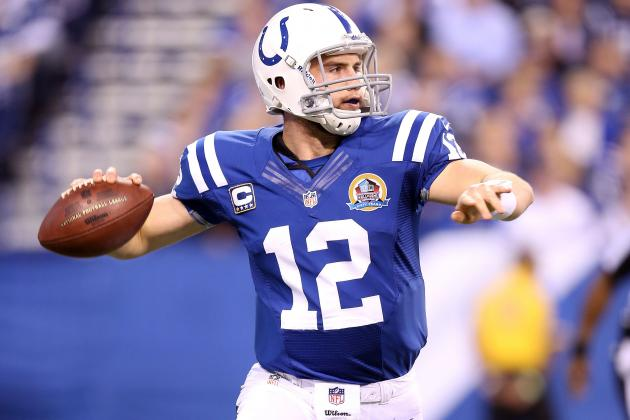 Andrew Luck: Fantasy Owners Shouldn't Give Up on Colts QB in Week 15