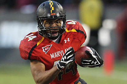 Sophomore RB Justus Pickett Leaves Terps