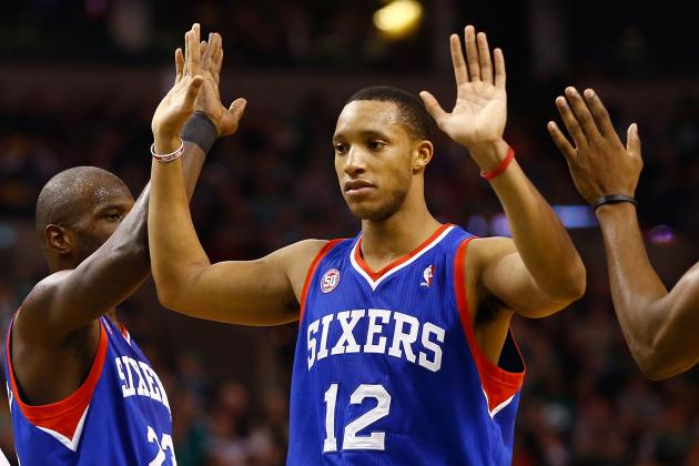 Evan Turner's Key to Improved Three Point Shooting?