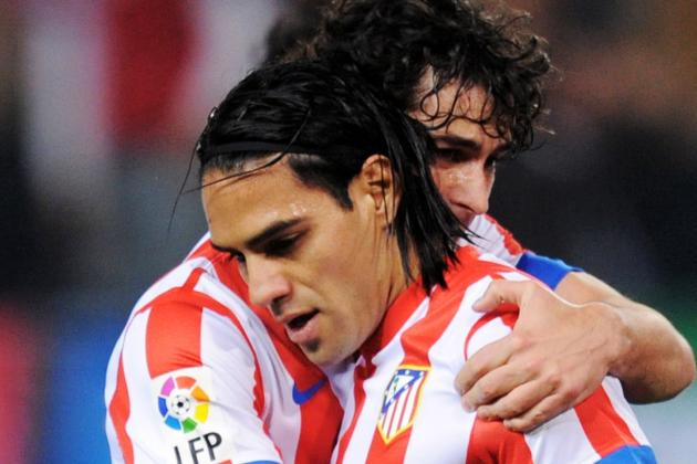 Chelsea Chief in Madrid for Talks on Falcao Move