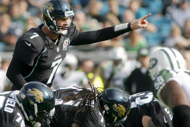 Jets vs. Jaguars Take 2: Everyone Was Bad, Not Just Chad Henne