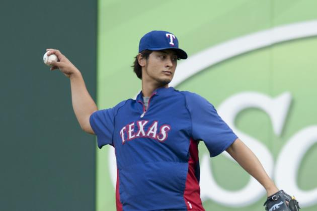Foul Territory: Rangers Could Go with Rotation as Is