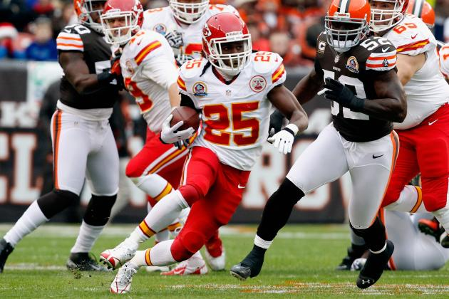 Fantasy Football: Jamaal Charles Headlines 'AFC Random Thoughts' for Week 14