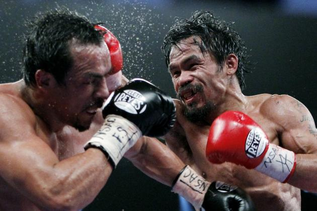 Pacquiao Says Marquez No Stronger