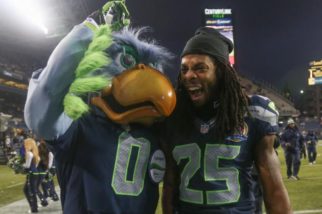 Sherman Leads Seahawks' Comically Good Defense