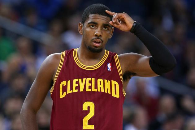 Cavs' Irving Expected to Return Against Lakers