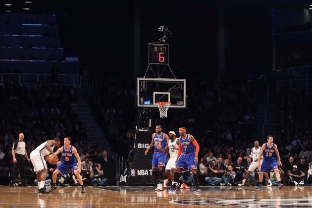 Knicks Looking for Revenge Against Brooklyn