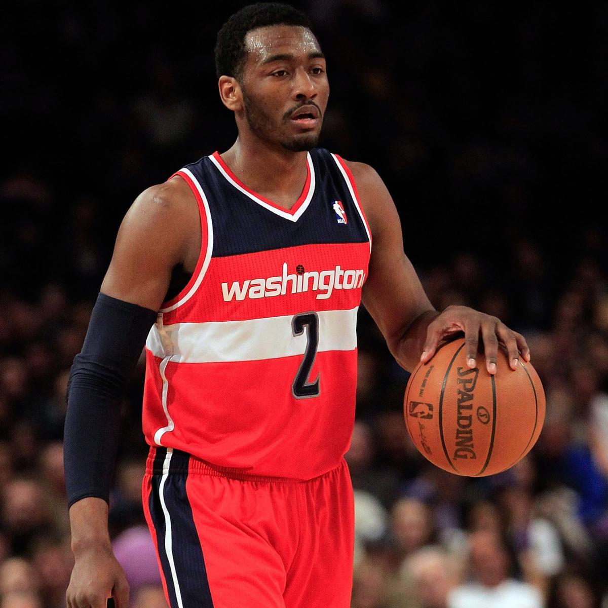 NBA News: Latest Injury Updates On John Wall, Andrew Bynum