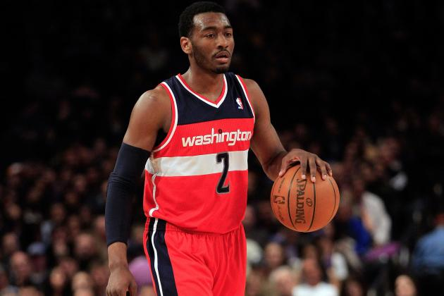 NBA News: Latest Injury Updates on John Wall, Andrew Bynum and Brandon Roy