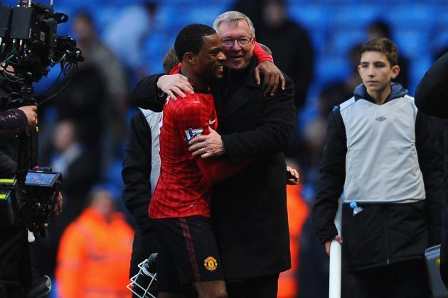 Manchester United Derby Victory: Sir Alex Ferguson's Masterstroke