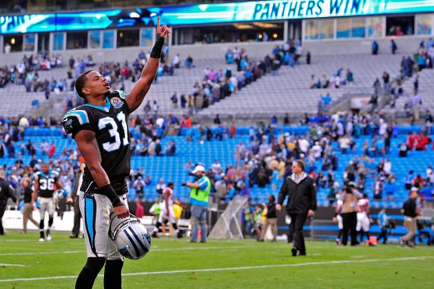 Patchwork Carolina Panthers Secondary Holds Up Despite Injuries, Benching