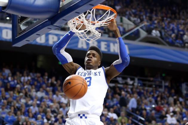 UK Basketball Notes: Nerlens Noel Says Knee Soreness Occurred in Warmups