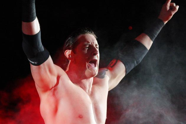 WWE: Why TLC Will Be First Step to Title for Wade Barrett