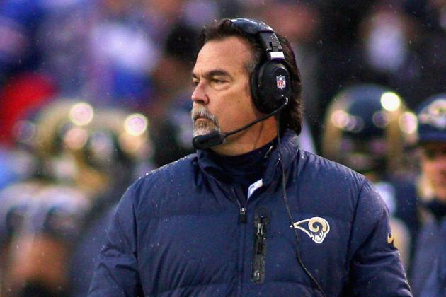 St. Louis Rams Control Their Own Playoff Destiny