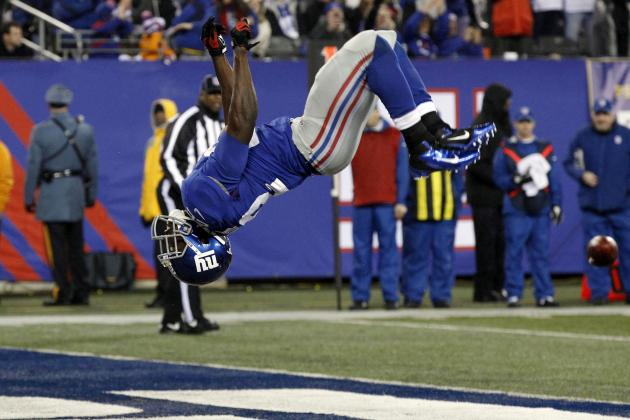 New York Giants: Examining David Wilson's Breakout Performance vs. New Orleans