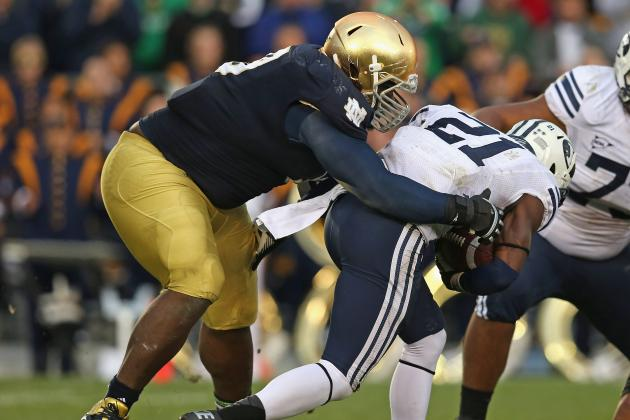 Why Louis Nix, Not Manti Te'o Is Notre Dame's Biggest Defensive Key vs. Alabama