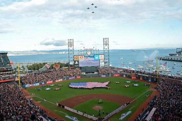 Why San Francisco Giants' AT&T Park Is Major League Baseball's Best Stadium