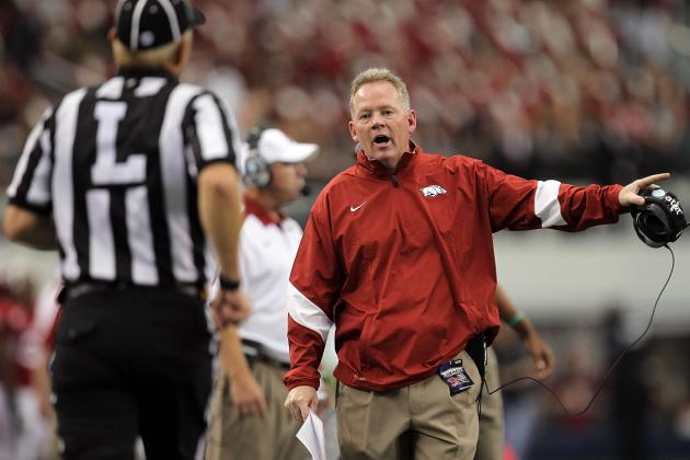 Tennessee Volunteers Passed on Bobby Petrino and Will Now Face Him in 2013