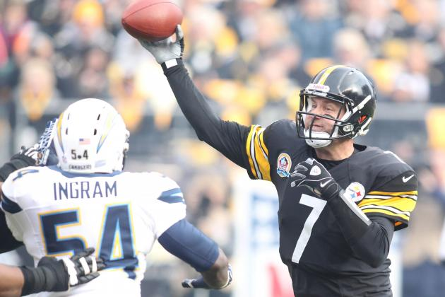 Whatever You Do, Don't Blame Steelers' Collapse on Ben Roethlisberger