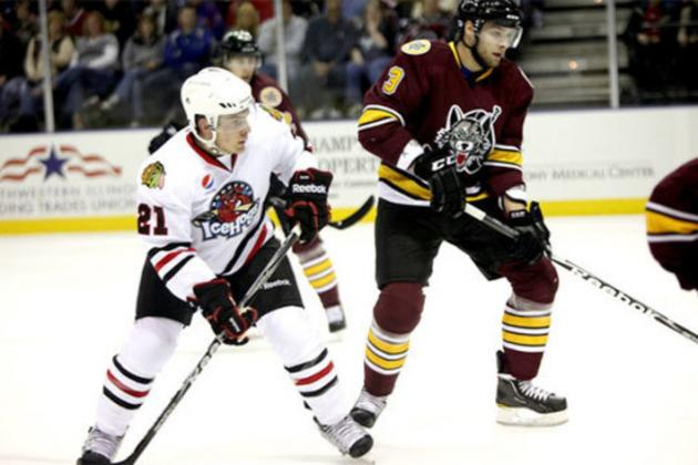 Chicago Wolves: December 3-9 Week in Review