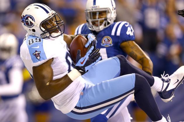 Jared Cook Injury: Updates on Titans TE's Shoulder