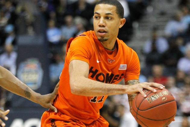 Virginia Tech's Erick Green Played Through Flu-Like Symptoms at West Virginia