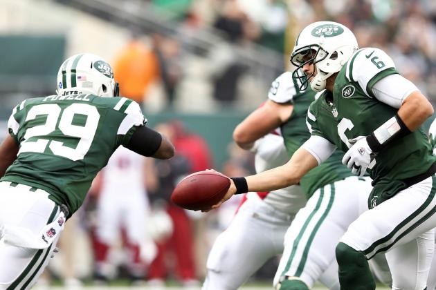 Breaking Down the New York Jets' Two-Headed Rush Attack