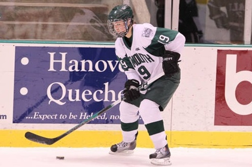 Reagan Fischer Reaches Career Point 100 as Dartmouth Beats Brown