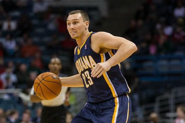 Ben Hansbrough Replaces Augustin as Backup Point Guard