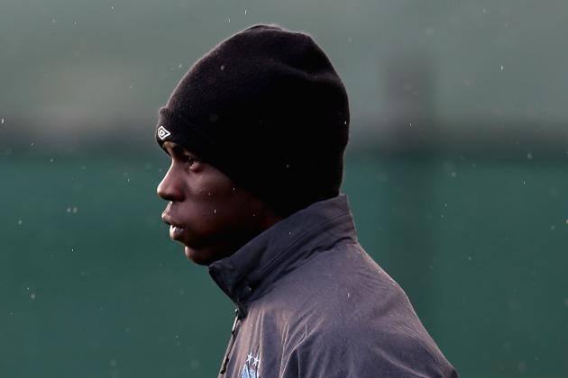 Mario Balotelli Reportedly Spent £800 Following a Taxi