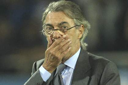 Inter Are Not the Dark Horses for Title, Believes Moratti