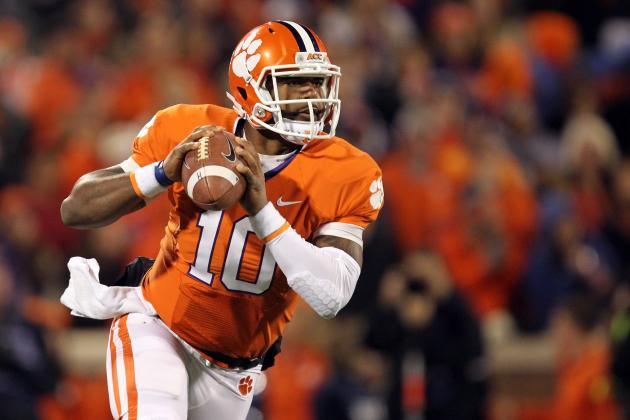 Who will be in 2013's Heisman Trophy race?