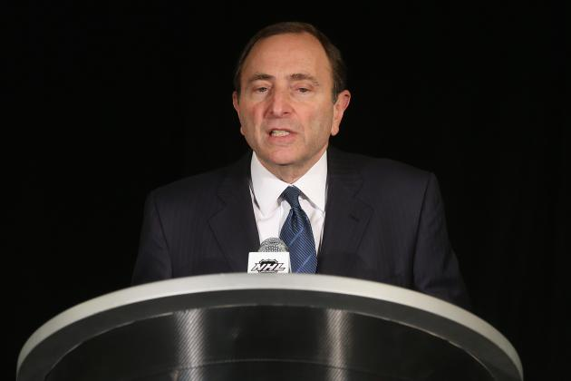 NHL Lockout: Latest Cancellations Put League at Brink of Lost Season