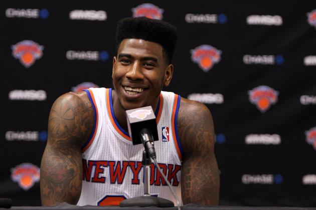 Listen to Iman Shumpert's Rap Tribute to New York Knicks