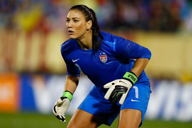Michelle Jenneke and Hope Solo Lead Athletes in AskMen's Marvelous Top 99 List