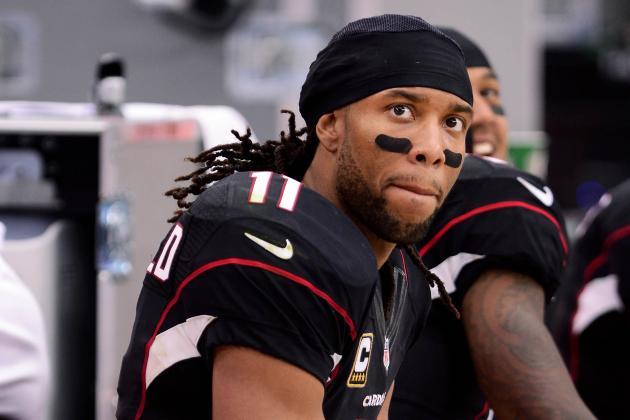 Arizona Cardinals Have Quit, but Can the Same Be Said About Larry Fitzgerald?