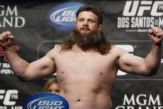 Roy Nelson Not Surprised Shane Carwin Pulled out of Their Fight