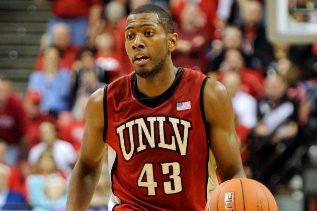 No MRI for UNLV's Mike Moser